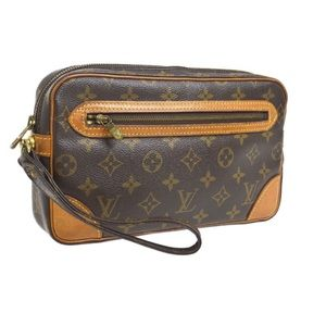 🌼Authentic Louis Vuitton Marly Dragonne GM🌼